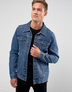 Джинсовая куртка Loyalty and Faith - Синий
