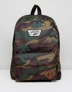 Рюкзак с камуфляжным принтом Vans Old Skool Ii - Мульти