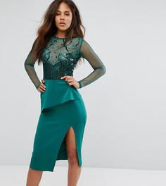 Платье ASOS TALL - Зеленый