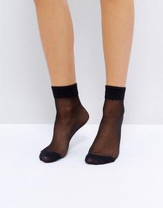 Черные носки Jonathan Aston Jazz - Черный