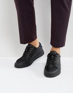 Черные кроссовки KG Kurt Geiger Valadez - Черный