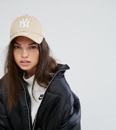 Эксклюзивная кепка New Era 9Forty NY - Бежевый