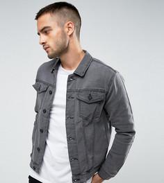 Серая джинсовая куртка Only & Sons - Черный