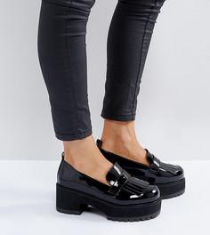 Туфли на каблуке для широкой стопы ASOS OPAQUE - Черный