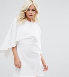 Платье мини ASOS PETITE - Белый
