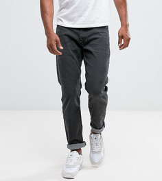 Выбеленные серые суженные книзу джинсы Diesel Larkee - Beex 084LE - Серый