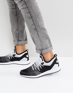 Трикотажные кроссовки с эффектом деграде Cayler & Sons - Белый