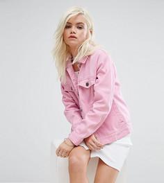 Джинсовая куртка Daisy Street Petite - Розовый