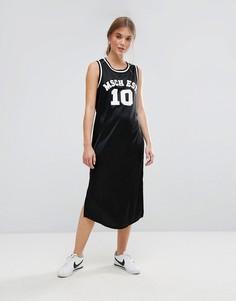 Платье миди Moss Copenhagen - Черный