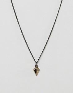 Ожерелье Icon Brand Bower - Мульти
