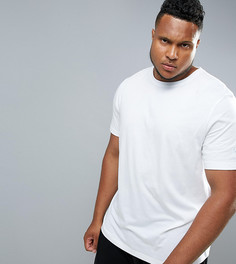 Белая футболка Canterbury PLUS E546668-001 - Белый
