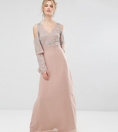 Платье макси Maya Tall - Розовый