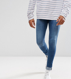 Черные обтягивающие джинсы Blend - Темно-синий
