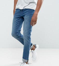 Выбеленные джинсы скинни Blend - Синий