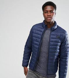 Легкая стеганая куртка Blend - Темно-синий