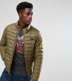 Легкая стеганая куртка Blend - Зеленый