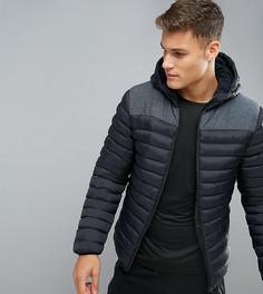 Стеганая куртка Blend - Черный