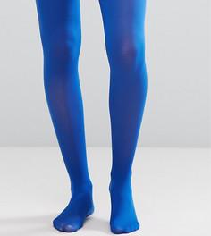 Цветные колготки Monki - Синий