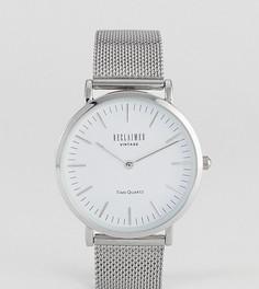Часы Reclaimed Vintage Inspired эксклюзивно для ASOS - 36 мм - Серебряный