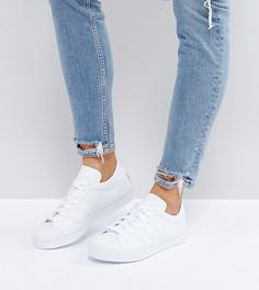 Белые кроссовки adidas Originals Court Vantage - Белый