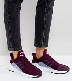 Бордовые кроссовки adidas Originals Climacool - Красный