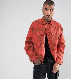 Куртка в стиле милитари Reclaimed Vintage Revived - Красный