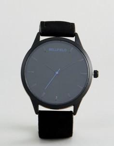 Часы Bellfield Black On Black - Черный