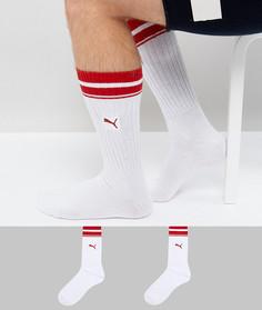 Набор из 2 пар носков Puma - Белый