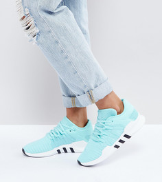 Бирюзовые кроссовки adidas Originals EQT Racing Adv - Синий