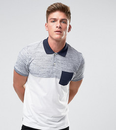 Футболка-поло Jack & Jones Originals - Белый