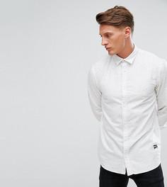 Рубашка классического кроя в крапинку Jack & Jones Originals - Белый