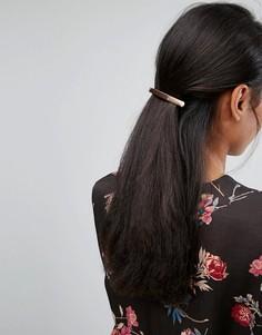 Заколка для волос с планкой Orelia - Золотой