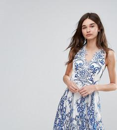 Платье для выпускного с декоративной отделкой Lipsy - Мульти