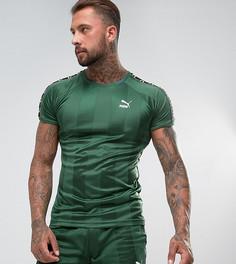 Зеленая футболка Puma эксклюзивно для ASOS 57657802 - Зеленый