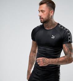 Черная футболка Puma эксклюзивно для ASOS 57657803 - Черный