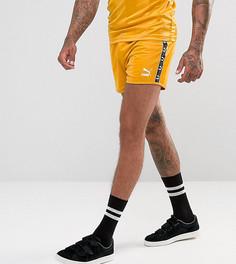 Желтые шорты в стиле ретро Puma эксклюзивно для ASOS 57658001 - Желтый