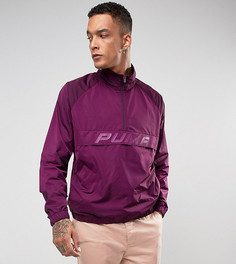 Фиолетовая спортивная куртка с молнией Puma эксклюзивно для ASOS 57660001 - Фиолетовый