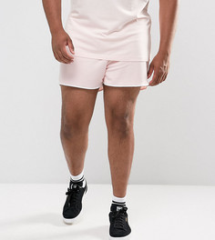 Розовые шорты в стиле ретро Puma PLUS эксклюзивно для ASOS 57590106 - Розовый