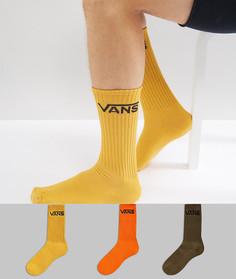 Разноцветные носки Vans Classic V00XSEO9P - Мульти