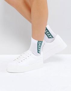 Носки ASOS Sassy - Белый