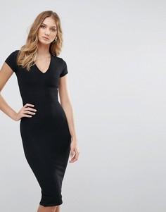 Платье-футляр Lasula - Черный