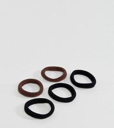 5 мягких резинок для волос ASOS - Мульти