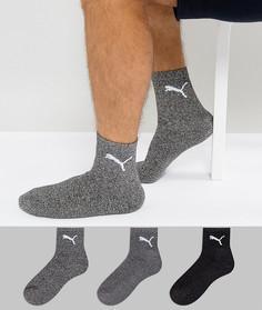 3 пары разноцветных носков Puma 231011001207 - Мульти