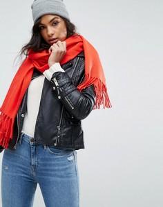 Шарф Vero Moda - Красный