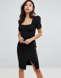 300e1cef270 Купить женские платья миди (средней длинны) пышные в интернет ...