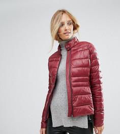 Легкая дутая куртка Vero Moda Tall - Фиолетовый