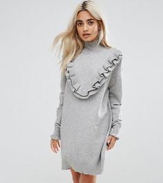 Трикотажное платье Vero Moda Petite - Мульти