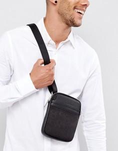 Сумка через плечо Calvin Klein - Черный