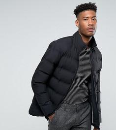 Дутая куртка Selected Homme TALL - Черный