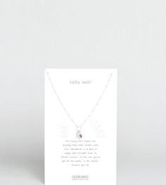 Серебряное ожерелье с подвесками Dogeared - Серебряный
